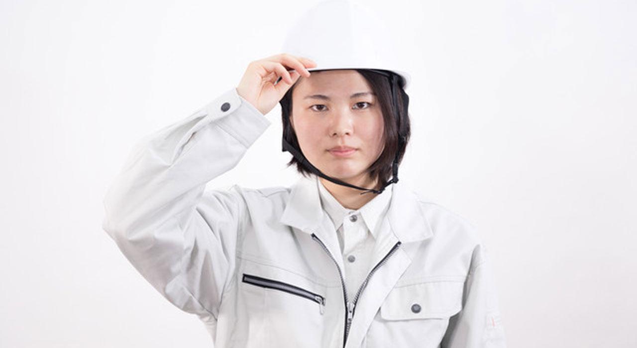 難波 工場 女性
